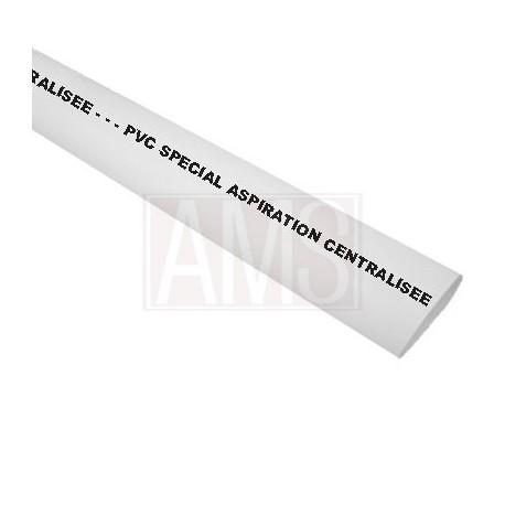 pvc sp cial aspiration blanc 2 m standard 2 pouces pvc. Black Bedroom Furniture Sets. Home Design Ideas