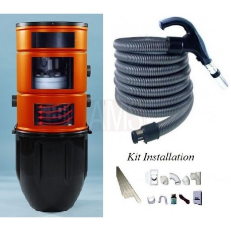 Pack Aspirateur JK + Flexible On - Off