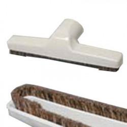 Brosse parquet et sols durs 250 mm