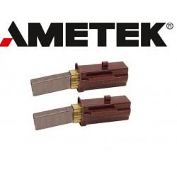 Charbon moteur aspirateur Ametek et Miele 2311480