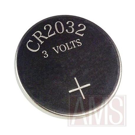 Pile 3V lithium CR2032