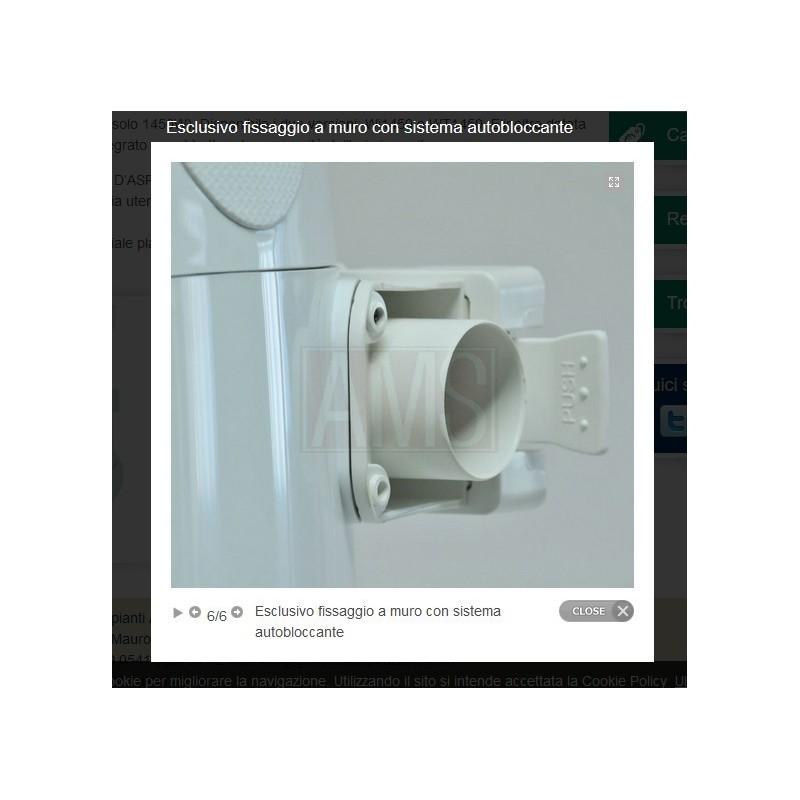 centrale ams wi1250 aspiration centralis e sans fil type aldes. Black Bedroom Furniture Sets. Home Design Ideas