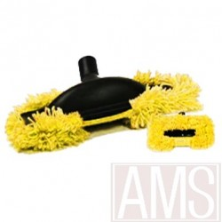 Brosse parquet et sols durs moppa