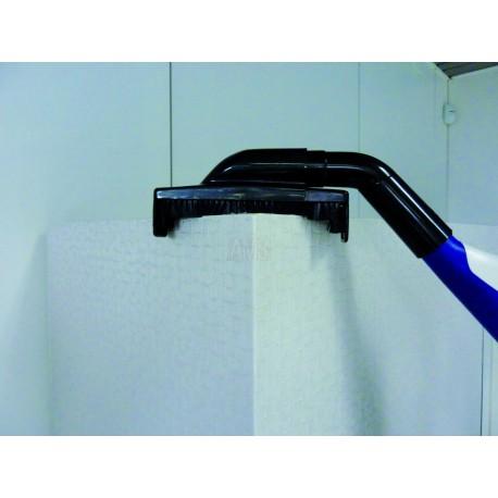 Brosse pour tuyaux, poutres et ventilateurs GDA