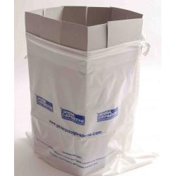 Kit sac + tendeur de sac pour conteneurs 18 L