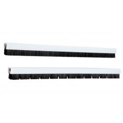 Paire de bandes de brosse de sol 37cm GDA