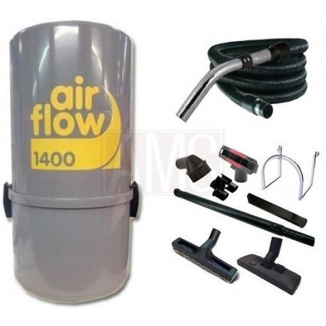 Centrale Airflow+ flexible anti-écrasement noir