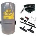 AirFlow 1400w + Set flexible & accessoires