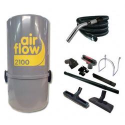 AirFlow 2100w  ou 400 M2 max + Flexible anti-écrasement + accessoires