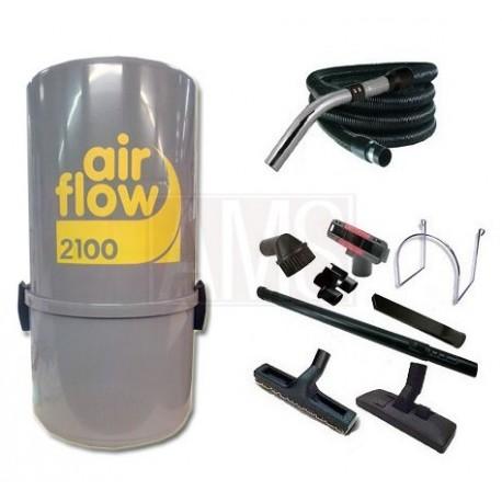 AirFlow 2100w Set de nettoyage / 8m + brosses