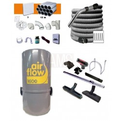 AirFlow 1600w + Set flexible directe + Kit 3 prises