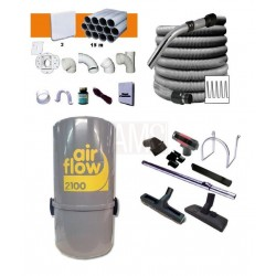 AirFlow 2100w + set directe + Kit 3 prises
