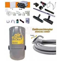 AirFlow 1600w + set on-off + Kit 3 prises