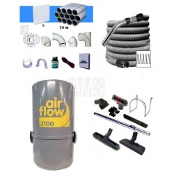 AirFlow 2100w + set directe + Kit 5 prises
