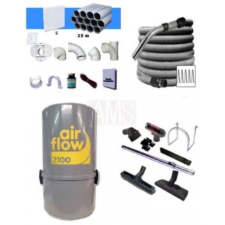 AirFlow 2100w + set directe + Kit 5 prises