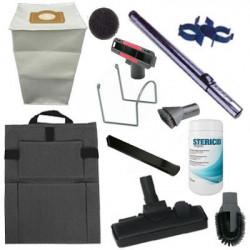 Pack 12 accessoires
