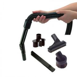 Pack flexible extensible noir 1.5 à 6 mètres