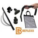 Pack flexible extensible + accessoires centrale Beflexx