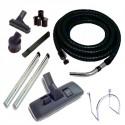 Pack flexible standard noir + 7 accessoires
