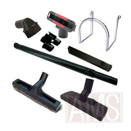 Kit 8 accessoires brosses aspirateur DYVAC