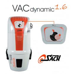 Centrale d'aspiration SACH Vac Dynamic 1.6