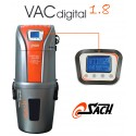 Centrale d'aspiration SACH Vac Digital 1.8