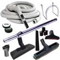 Trousse 8 accessoires + 1 flexible 10,40 m