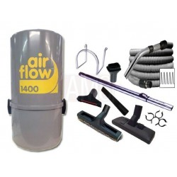 AirFlow 1400w + Flexible direct + brosses
