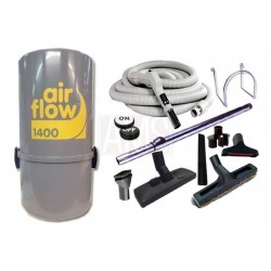 AirFlow 1400w + Flexible on-off + Brosses