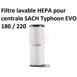 Filtre HEPA TYPHOON EVO 180 / 220