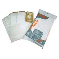 5 sacs à poussière + Filtre New concept Sach