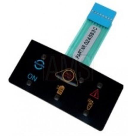 Panneau de led avec le bouton poussoir pour DISPLAY - CM904