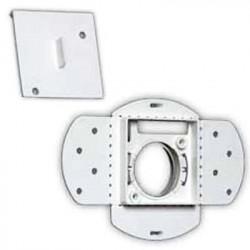 Contre Prise PVC carrée