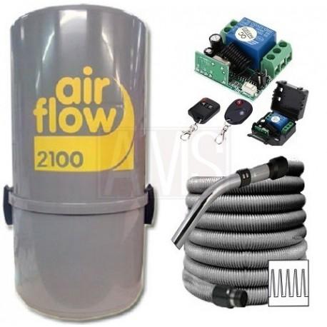 Pack Airflow 2100w + émetteur-récepteur