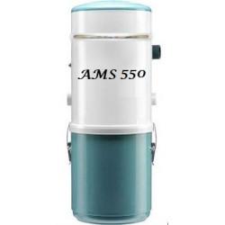 Centrale d'aspiration AMS 550 vendu sans moteur