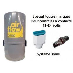 Pack centrale AirFlow 2100w + Sonis sans fil