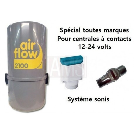 Pack centrale + sonis