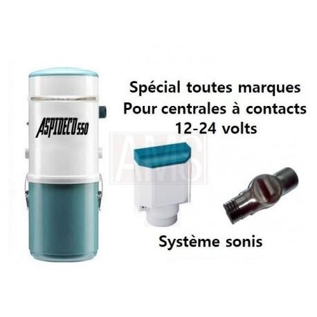 AMS 550 + SONIS