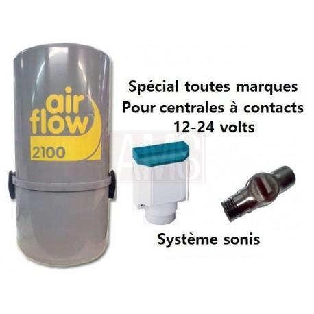Centrale AirFlow 2100w + garantie 5 ans / + Sonis