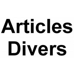 Divers raccords
