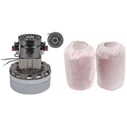 Pack 1 moteur + 1 Filtre et 1 Pré-Filtre DL 200