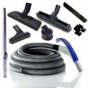 1 flexible 15m RETRAFLEX + Set 7 accessoires
