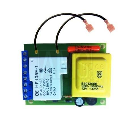 Carte électronique  AENERA  (avec disjoncteur)