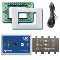 Kit panneau Remote pour QB - STUDIO - STUDIO TS complète avec claque électrique - AD543