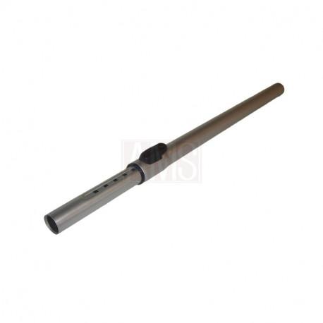 Tube télescopique  aluminium canne