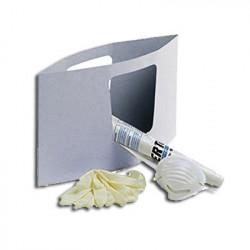 Sachets avec fermeture et tendeur de sac Aertecnica CM808 (10 pièces)