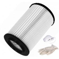 Cartouche filtrante PRECISION polyester lavable CM982 pour Aertecnica TC2