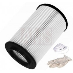 Cartouche filtrante en polyester lavable Aertecnica CM831