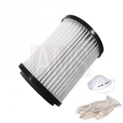Cartouche filtrante PRECISION polyester lavable CM981 pour Aertecnica TX1A