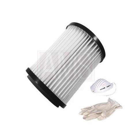 Cartouche filtrante PRECISION polyester lavable CM981 pour Aertecnica TC1